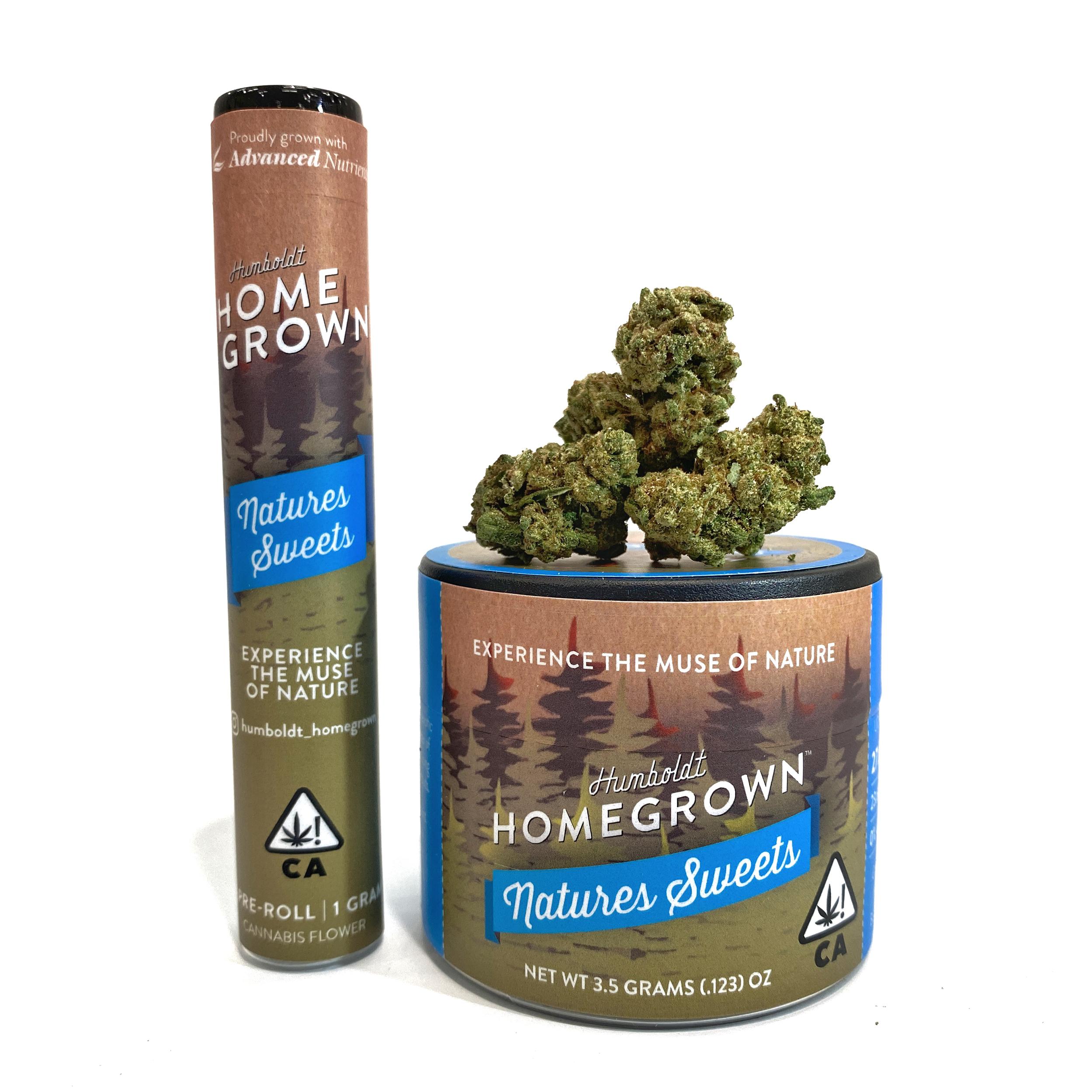 Humboldt Homegrown Aroma Earth Flavor